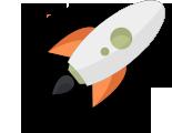 contact us rocket